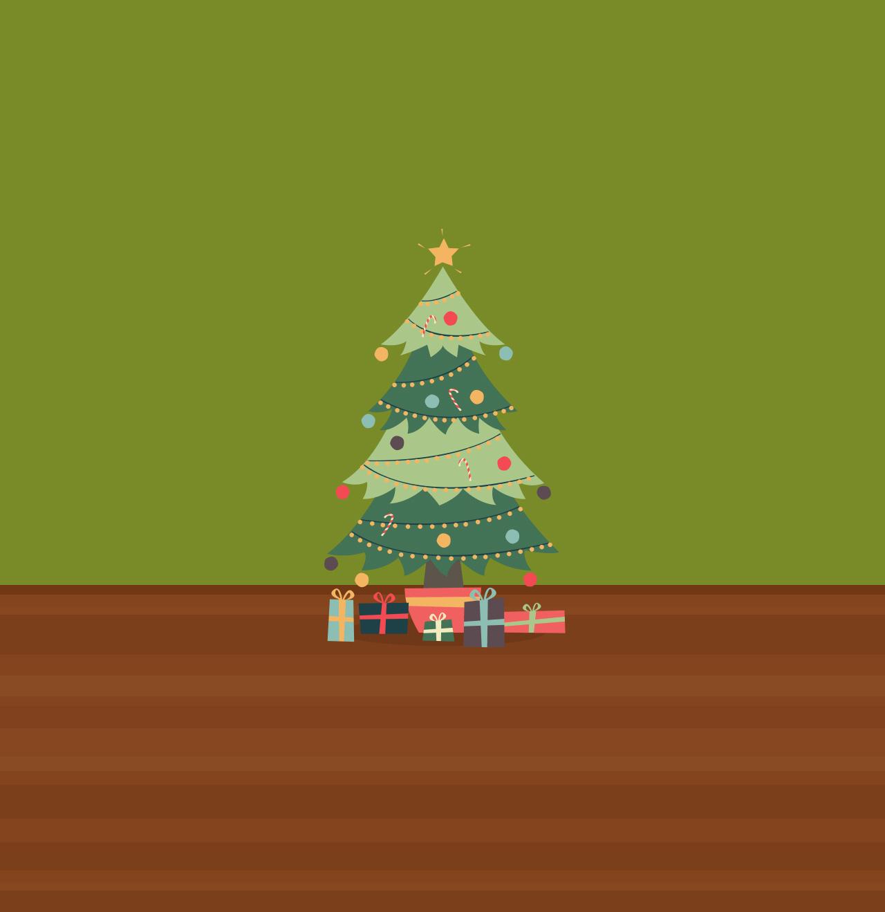 Merry Christmallax Website Screenshot