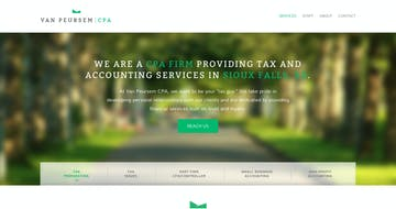 Van Peursem CPA Thumbnail Preview