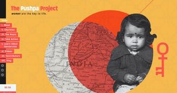 The Pushpa Project Thumbnail Preview