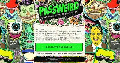 Passweird Thumbnail Preview