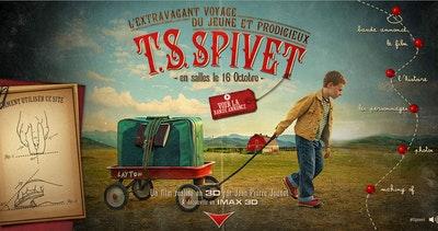 Gaumont T.S. Spivet Thumbnail Preview