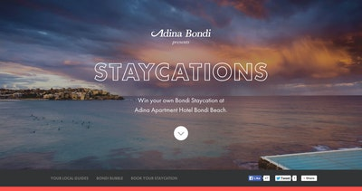 Bondi Staycations Thumbnail Preview