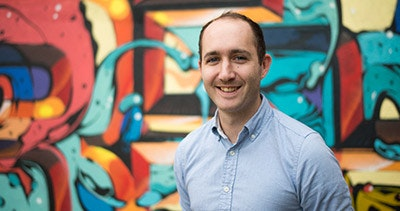 Meet Jon Gibson – the creative lead on the exceptional Costa Experience website