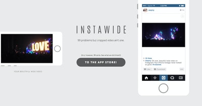 Instawide Thumbnail Preview