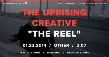 The Uprising Creative Thumbnail Preview