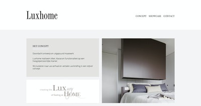 Luxhome Thumbnail Preview
