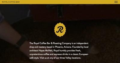 Royal Coffee Bar Thumbnail Preview