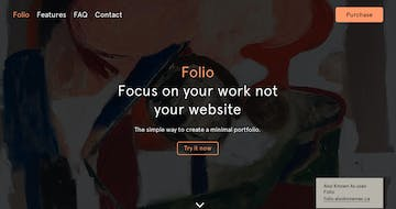 Folio Thumbnail Preview