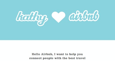 Kathy ♥ Airbnb Thumbnail Preview
