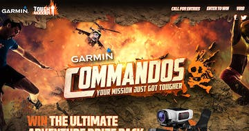 Garmin Toughmudder Thumbnail Preview
