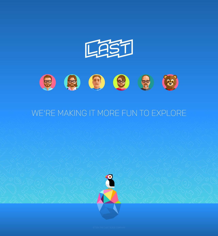 Last Website Screenshot
