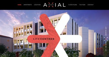 Axial Apartments Thumbnail Preview