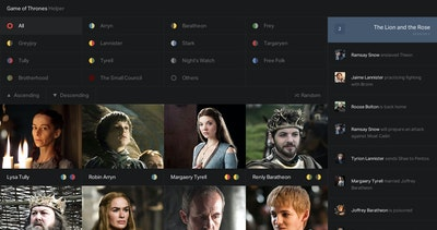 Game of Thrones Helper Thumbnail Preview
