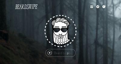 BeardSwipe Thumbnail Preview