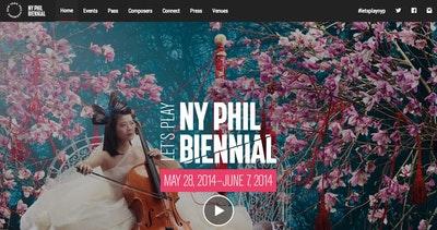 New York Philharmonic Biennial Thumbnail Preview