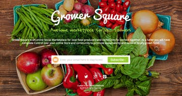 GrowerSquare Thumbnail Preview