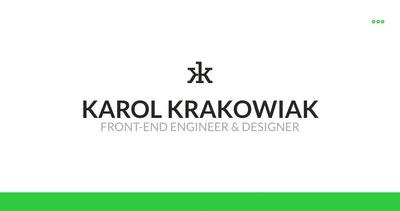 Karol Krakowiak Thumbnail Preview
