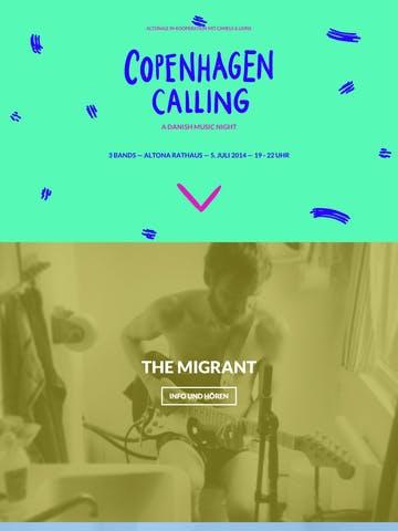 Copenhagen Calling Thumbnail Preview