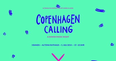Copenhagen Calling Thumbnail Preview