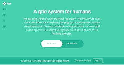 Jeet Grid System Thumbnail Preview