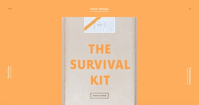 Agency Survival Kits Thumbnail Preview