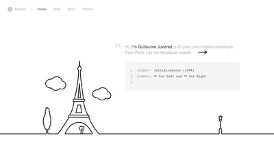 Guillaume Juvenet Thumbnail Preview