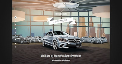 Mercedes Benz Premium Thumbnail Preview