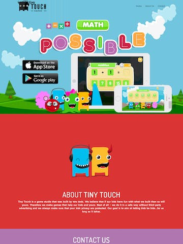 Tiny Touch Games Thumbnail Preview