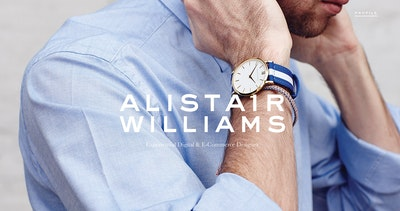 Alistair Williams Thumbnail Preview