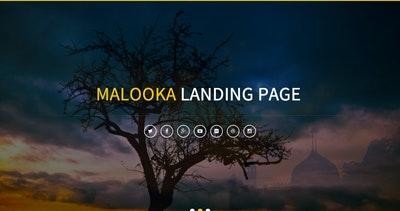 Malooka Landing Thumbnail Preview