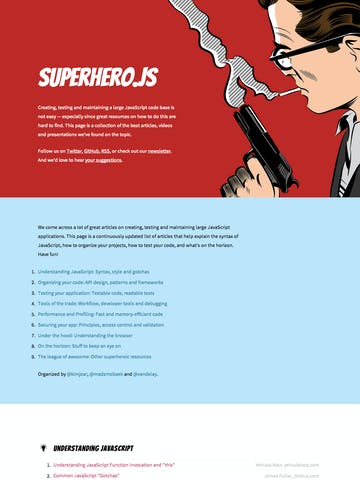 Superhero.js Thumbnail Preview