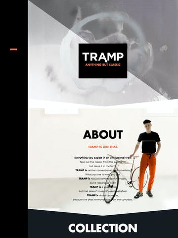 Tramp Trousers Thumbnail Preview