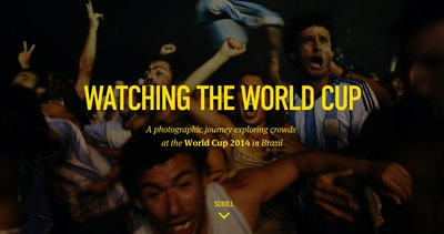 Watching The World Cup Thumbnail Preview