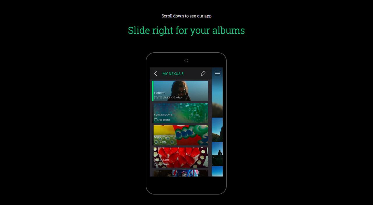 Piktures Website Screenshot
