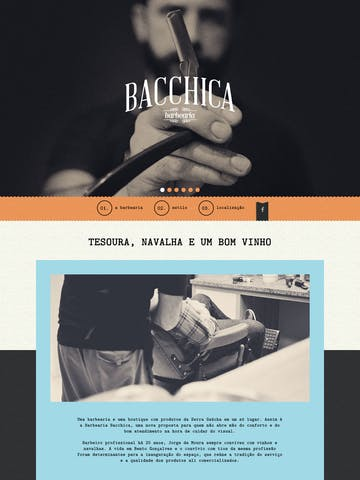 Bacchica Barbearia Thumbnail Preview