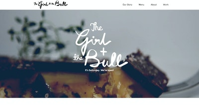 The Girl and The Bull Thumbnail Preview