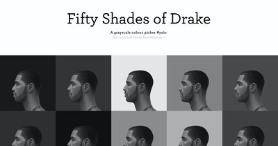 50 Shades of Drake Thumbnail Preview