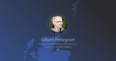 Gilbert Pellegrom Thumbnail Preview