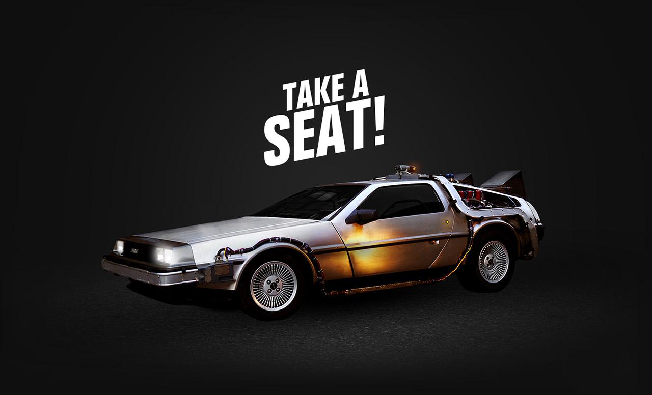 You To The Future Website Screenshot
