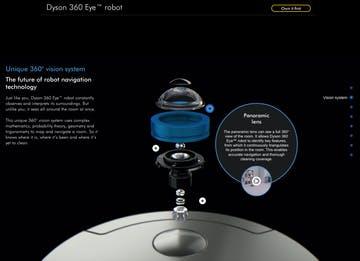 Dyson 360 Eye robot Thumbnail Preview