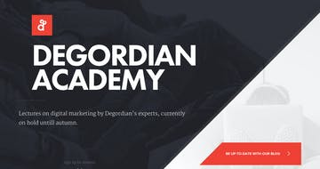 Degordian Academy Thumbnail Preview