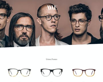 Andy Wolf Eyewear – Awe Thumbnail Preview