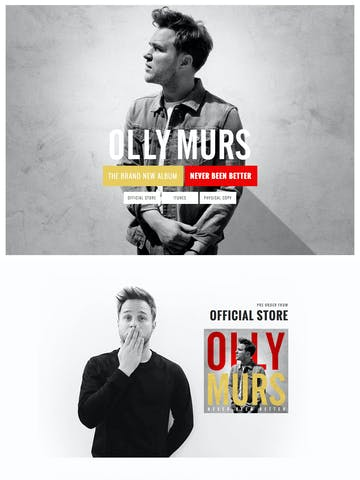 Olly Murs Thumbnail Preview