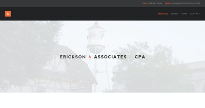 Erickson & Associates Thumbnail Preview