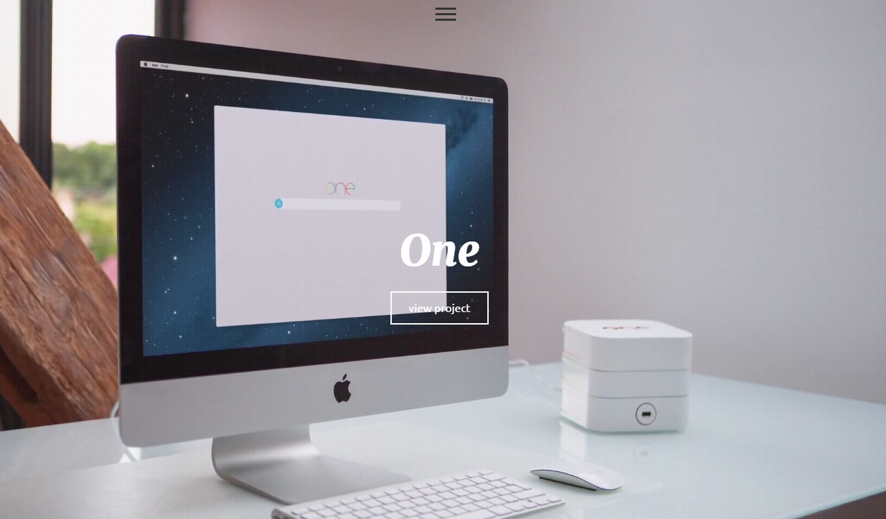 Ognew Website Screenshot