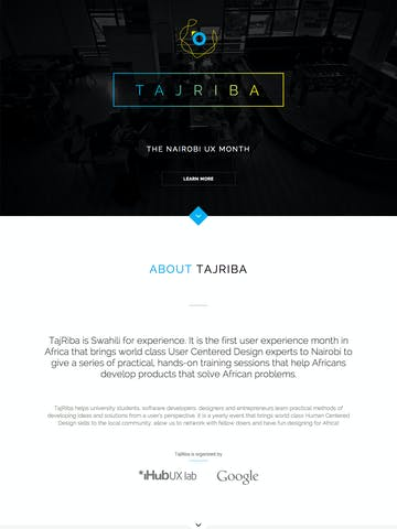 Tajriba Thumbnail Preview