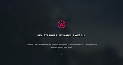 Wes Sly Thumbnail Preview