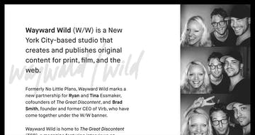 Wayward Wild Thumbnail Preview