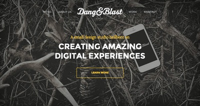 Dang & Blast Thumbnail Preview