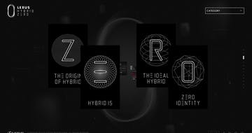 Lexus Hybrid Zero Thumbnail Preview